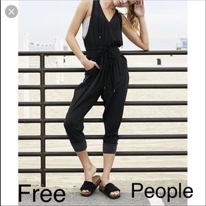 NWT Free People Movement Sprinter Sprint Jumpsuit